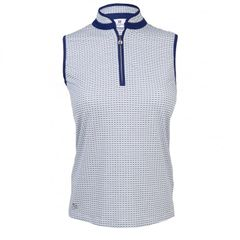Daily Sports Ladies Talia Sleeveless Polo Shirt - 943/124