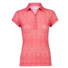 Daily Sports Ladies Aggie Mesh Cap Sleeve Polo Shirt - 943/160