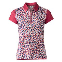 Daily Sports Ladies Patricia Cap Sleeved Polo Shirt - 943/140