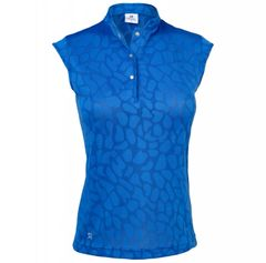 Daily Sports Ladies Uma Cap Sleeve Polo Shirt - 943/150