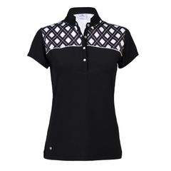Daily Sports Ladies Brie Cap Sleeve Polo Shirt - 943/152