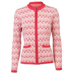 Daily Sports Ladies Amir Full Zip L/S Cardigan - 943/510