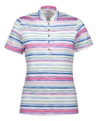 Catmandoo Ladies Glory Short Sleeve Polo Shirt - 891012
