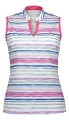 Catmandoo Ladies Ripple Sleeveless Polo Shirt - 891014