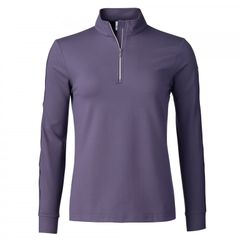 Daily Sports Ladies Anna LS Half Neck Polo Shirt - 963/108