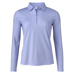 Daily Sports Ladies Macy Long Sleeved Polo Shirt -963-102