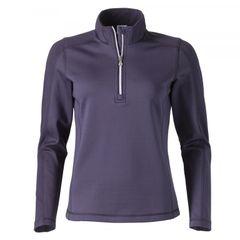 Daily Sports Ladies Mayra Long Sleeved Half Neck Shirt -963-109