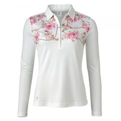 Daily Sports Ladies Rosalie Long Sleeved Polo Shirt -963-112