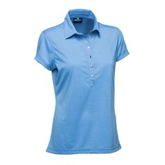 Daily Sports Ladies Malou Cap Sleeve Golf Polo Shirt - 643/157