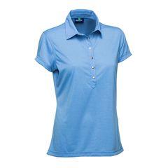 Daily Sports Ladies Malou Cap Sleeve Golf Polo Shirt - 643/157