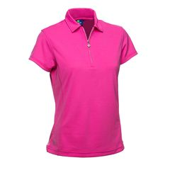 Daily Sports Ladies Macy Cap Sleeve Polo Shirt - 643-101