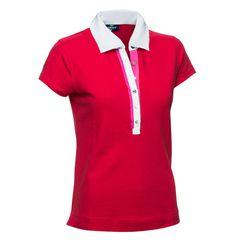 Daily Sports Ladies Shea Cap Sleeve Golf Polo Shirt - 643/743/138