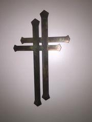 Cross- double