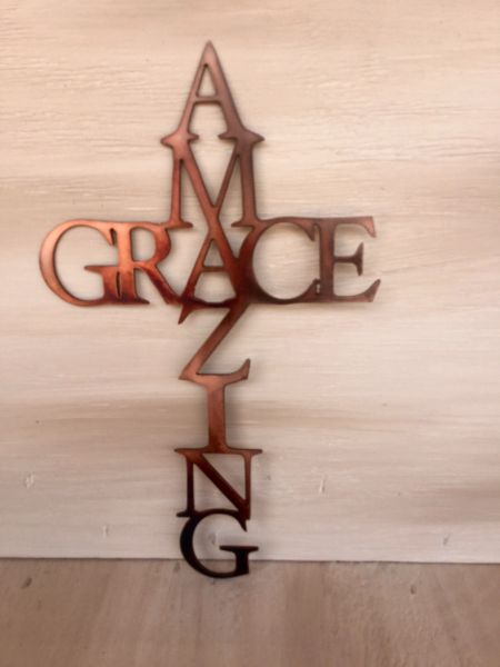 Cross- Amazing Grace