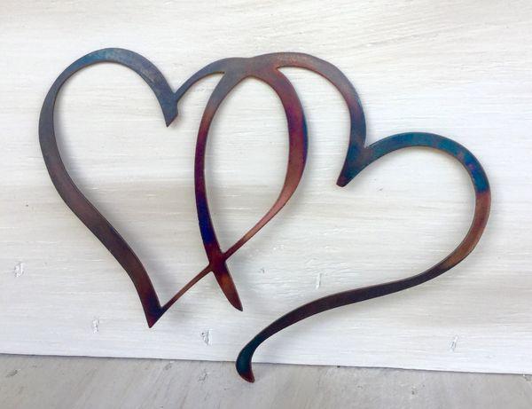 Hearts- double