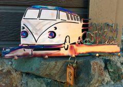 Bus Key hanger, Enjoy the ride