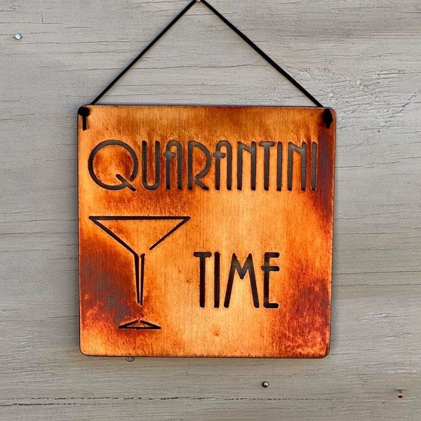 Quarantine Collection-Quarantini Time