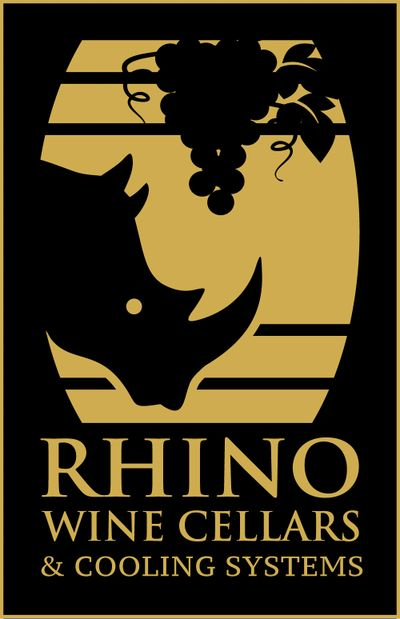 Rhino Wine Cellars and Cooling Systems Logo