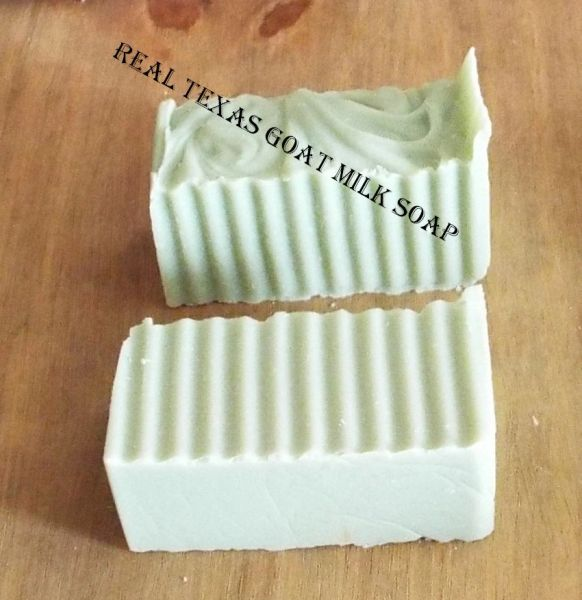 Cucumber Melon Goat Milk Soap