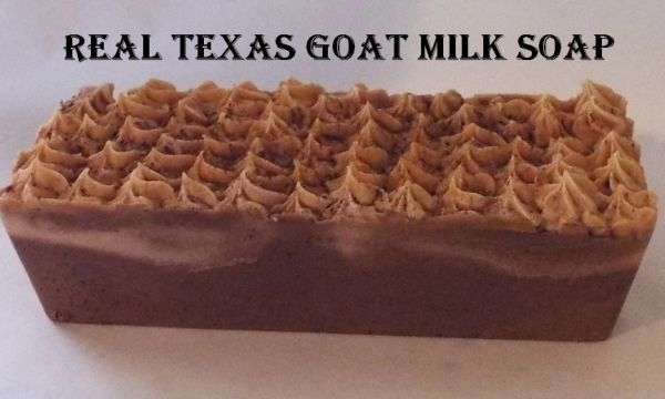 Cafe Au Lait! Goat Milk Soap