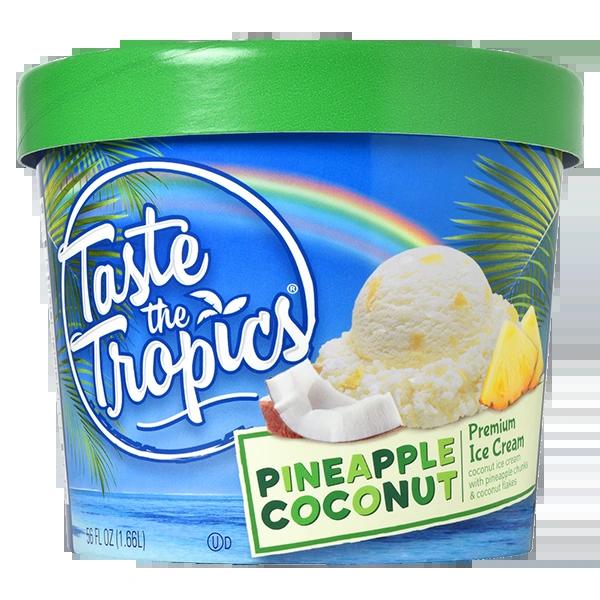 Taste The Tropics® Pineapple Coconut Flavor, 56oz