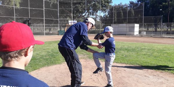 Santa Monica Baseball Academy Spring Break Camp