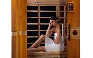 Our Infrared Sauna uses Latest Infrared Technology and Color Light Therapy in our Clinic in Biloela.
