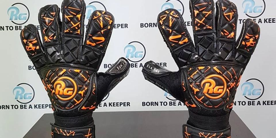 Hockey Goalie Gloves