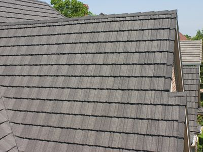 Steep Slope Metal Roofing