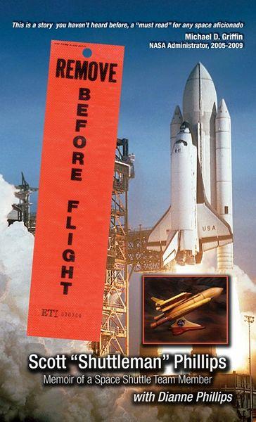 Remove Before Flight Book/RBF Artifact Bookmark PLUS Free Gift!