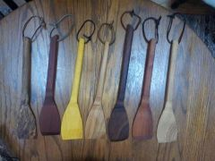 BOGO Sale! Handmade one-of-a-kind Spatula (Buy one Spatula Get One Free!