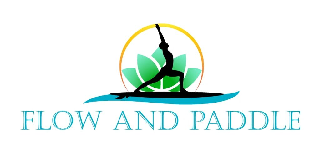Flow and Paddle Gift cards Lake Lorraine Sioux Falls Floating Yoga Studio SUP Yoga Paddleboard