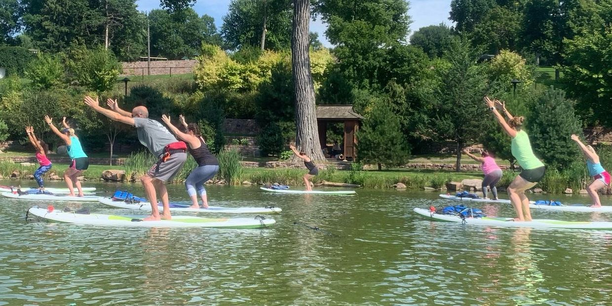 Flow and Paddle, Kayak rental Yoga Lake Lorraine DTSF