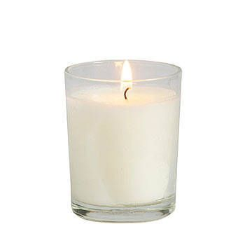 w- Pure Soy Wax Shot Glass Candles