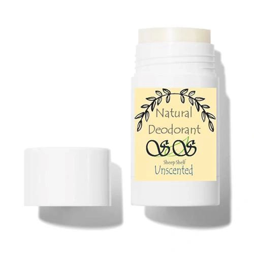 Natural Deodorant With No Scent, 100% Scent Free Ontario Canada