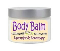 Lavender Rosemary | Vitamin E | Natural Oils | Preservative Free