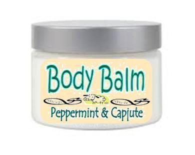 Peppermint Capjute | Vitamin E | Natural Oils | Preservative Free