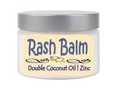 Rash Ointment | Water Resistant | Vitamin E | Natural Oils | Preservative Free