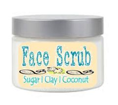 Sugar Face Scrub Wash | With Clay & Milk