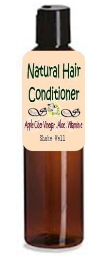 Natural Conditioner | Apple Cider | Aloe | Vitamin E
