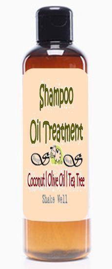 Tea Tree Oil Treatment Shampoo | or Unscented