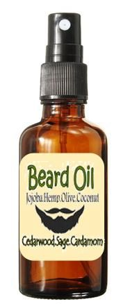 Natural Beard Oil Canada _ Large Size 100 mls