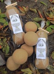 Natural Rustic Sheep Wool Dryer Balls Canada - 3 Pack