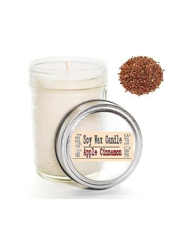 Sow Seeds Soy Wax Candles   Pick a Scent   Pick a Seed