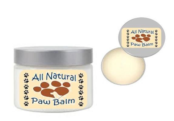 All Natural Dog Paw Balm Canada