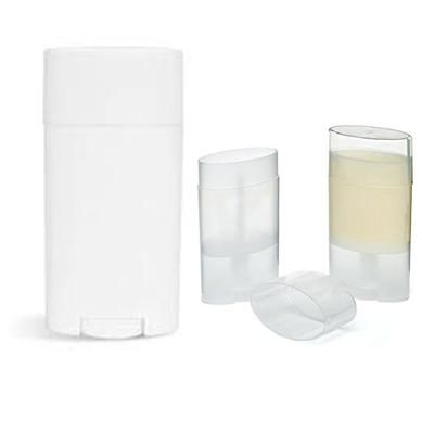 Deodorant Tubes | White And Clear