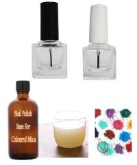 Nail Polish Bottle & Base DIY