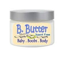 B Butter Shea | Scent Free | Preservative Free