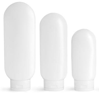 MALIBU TOTTLE BOTTLES WITH WHITE DISPENSING CAP