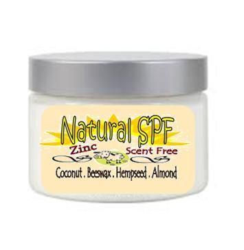 Natural Sun Screen Alternative | Double Coconut Oil